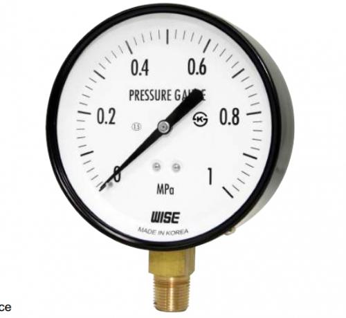 Đồng hồ đo áp suất 0-60bar  P110 Wise