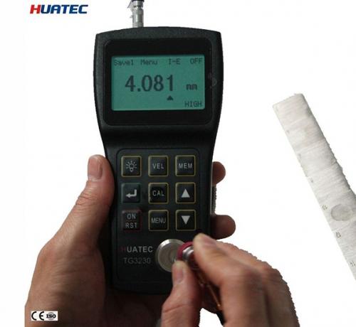 Máy đo chiều dày siêu âm HUATEC TG-3230