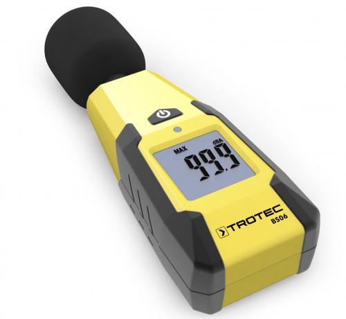 Máy đo độ ồn model Trotec BS 15 /BS06