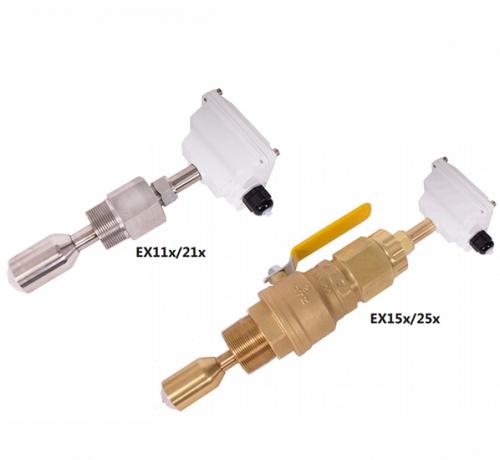 Thiết bị đo lưu lượng dạng điện từ kiểu insert Seametrics EX113B