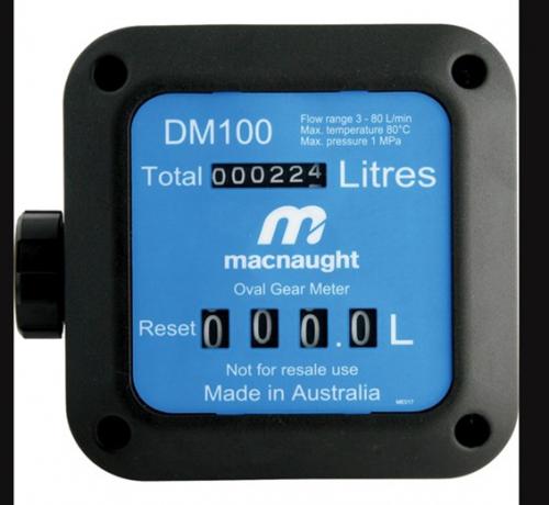 Đo lưu lượng nhiên liệu DM100 Macnaught