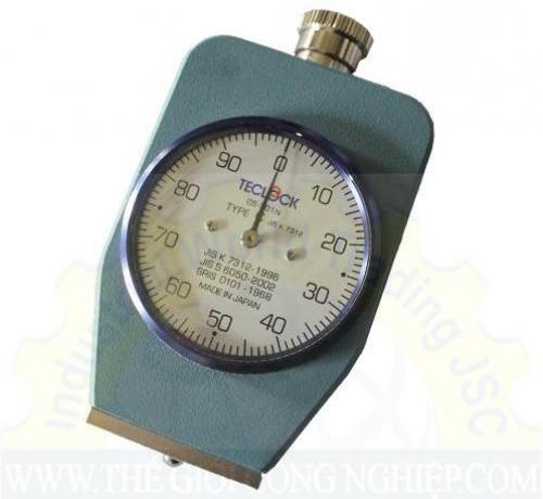 Đồng hồ đo độ cứng cao su TECLOCK GS 701- Type C