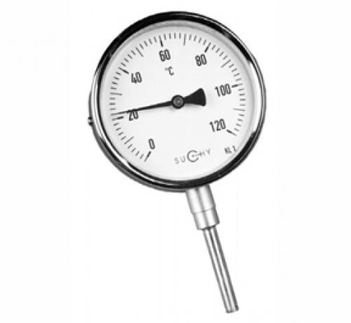 Đồng hồ đo nhiệt độ SUCHY TB 20 100 120 500