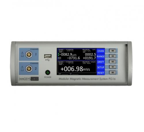 Máy đo từ thông Fluxmeter FG16 MAGSYS