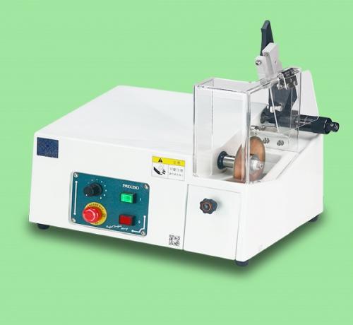Máy cắt mẫu dùng đĩa kim cương tốc độ thấp Toptech