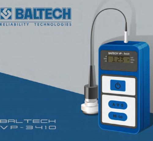 Máy đo độ rung VP 3410 BALTECH