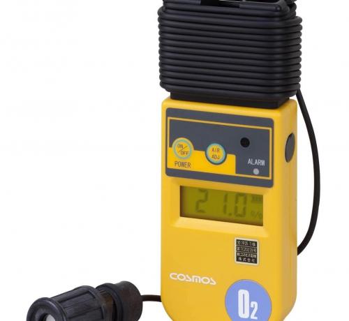 Bộ đo và hiển thị khí oxi cầm tay Cosmos XO-326IIs